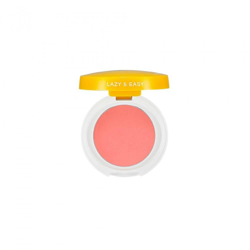 Holika Holika Gudetama Lazy & Easy Jelly Dough Blusher CR01 (Grapefruits Jelly) 0.21oz