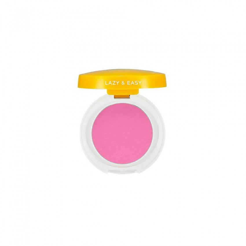 Holika Holika Gudetama Lazy & Easy Jelly Dough Blusher CR02 (Plum Jelly) 0.21oz