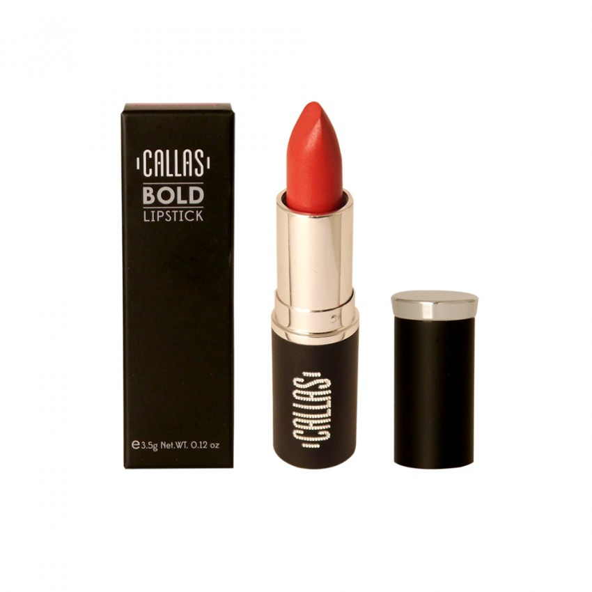 Callas Bold Lipstick (B07 Princess ) 0.12oz /3.5g