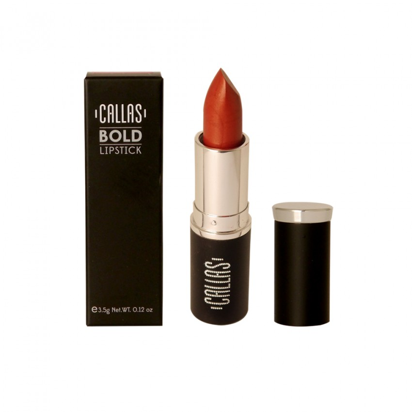 Callas Bold Lipstick (B08 Ron Burgundy ) 0.12oz /3.5g