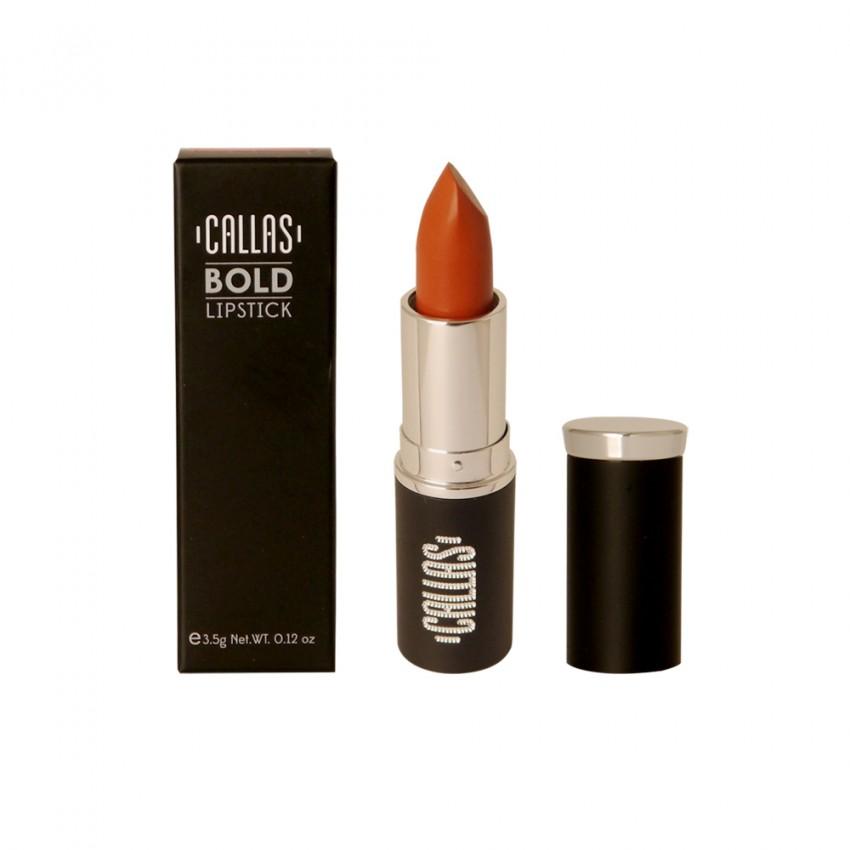 Callas Bold Lipstick (B05 Vermillion ) 0.12oz/3.5g