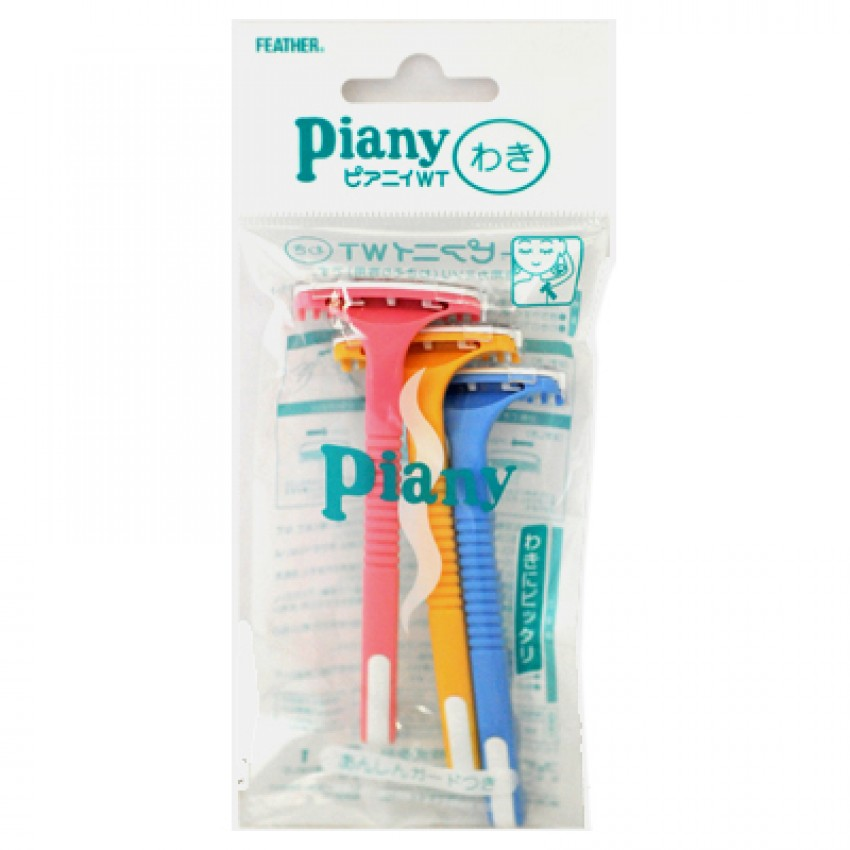 Feather Piany WT Razor 3pcs (PI-WT) x 12 packages