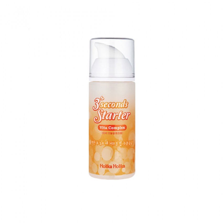 Holika Holika 3 Seconds Starter Vita Complex 5.07fl.oz/150ml