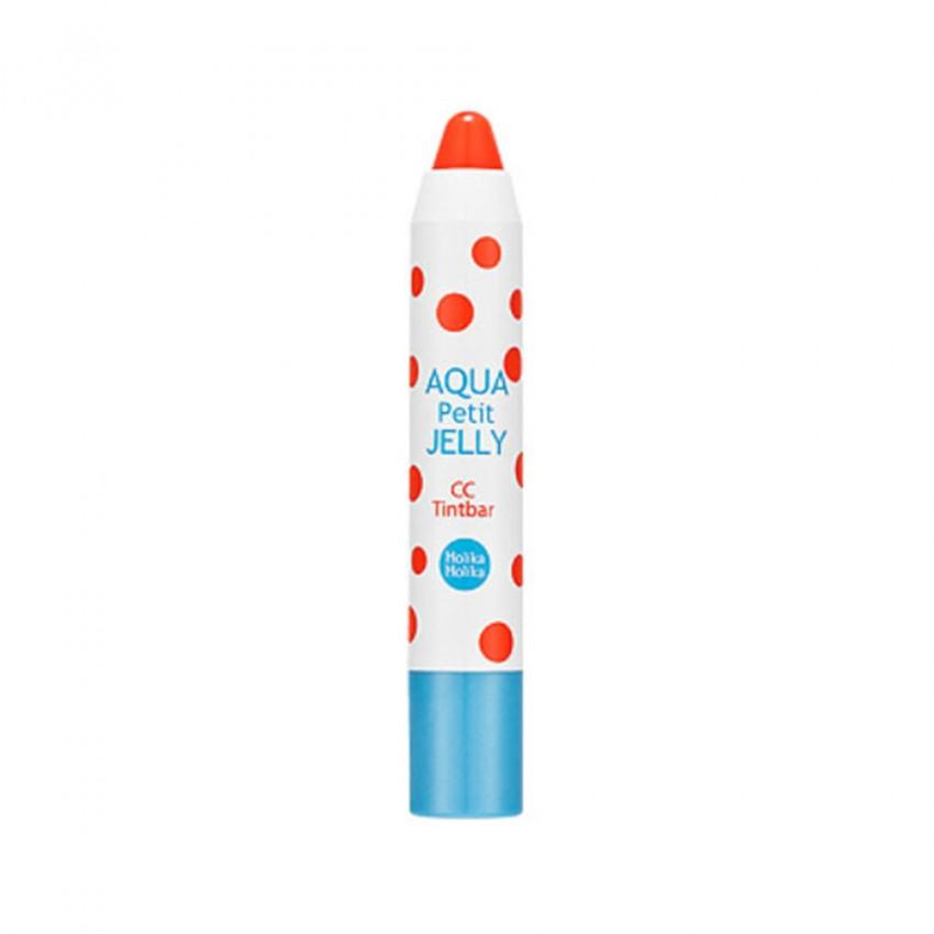 Holika Holika Aqua Petit Jelly CC Tintbar (01 CC Cherry)