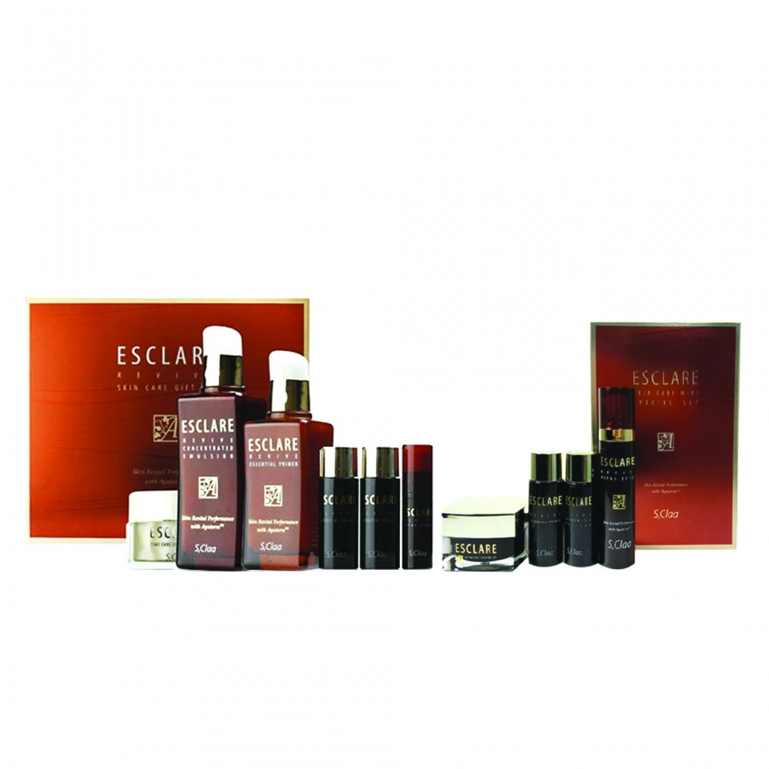 Enprani Esclare Revive Skincare 2pcs + Mini Set