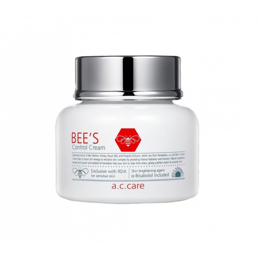 Dongsung A.C. Care Bee's Control Cream 1.69fl.oz/50ml