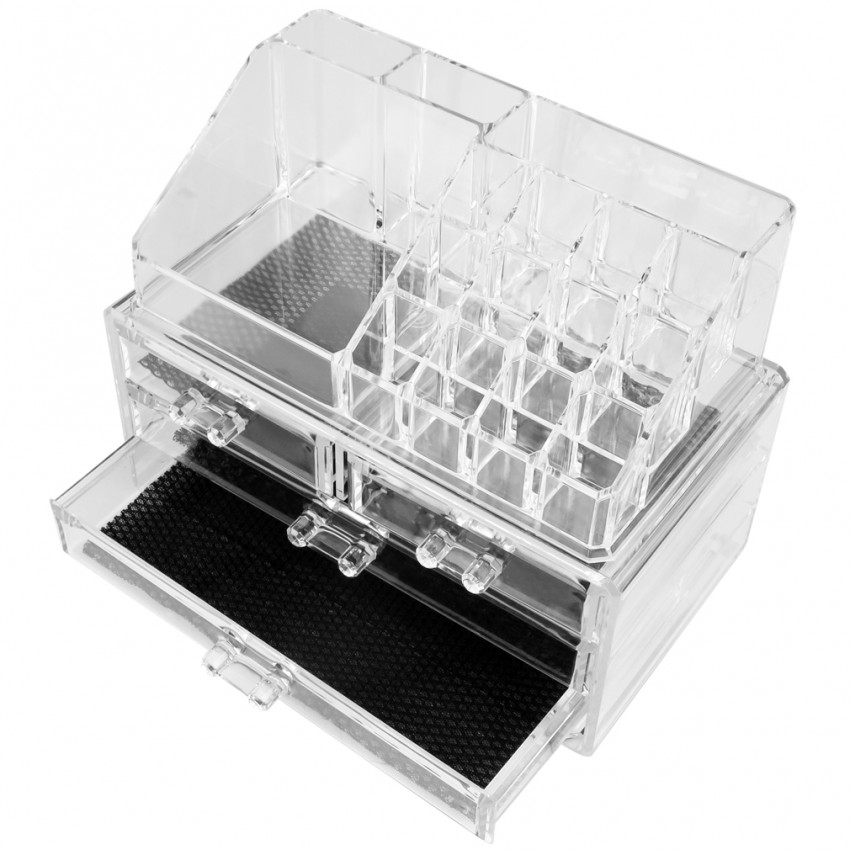 Callas Clear Cosmetic Storage Organizer
