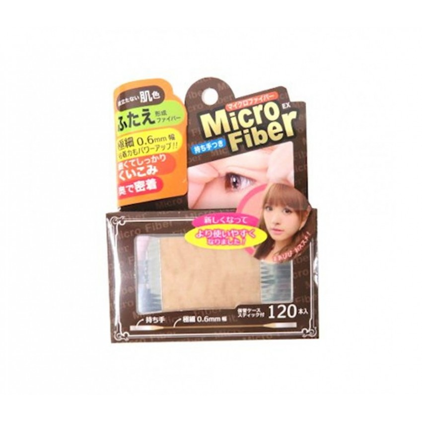 BN Microfiber Double Eyelid Nudy Tape ( 120 Pieces )