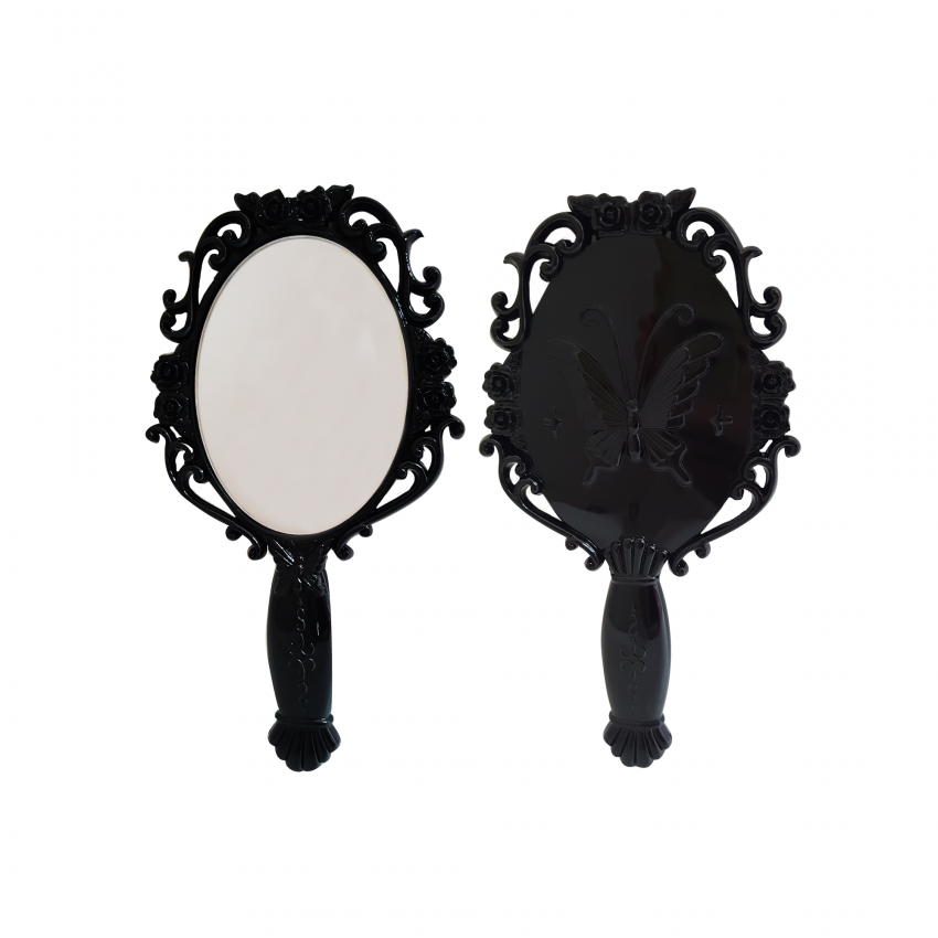 ROSE HAND MIRROR(MIDDLE)