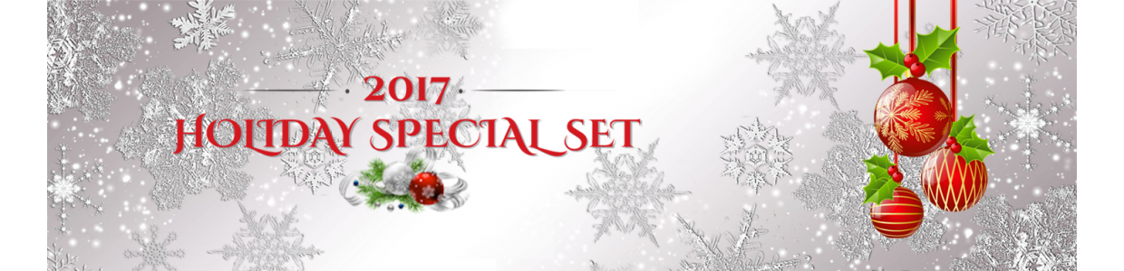 2017 Holiday Special Set