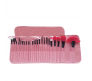 CALLAS 30PCS Professional High-Quality Makeup Brush Tool Set  - PINK - CR-CMB30SET(P)