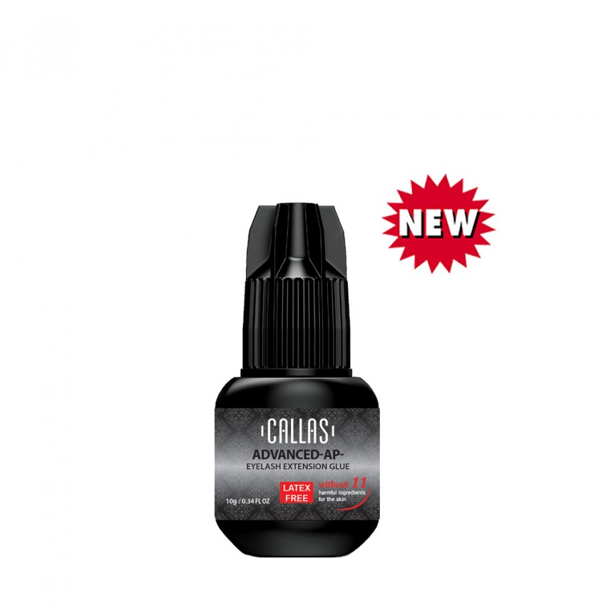 CALLAS Advanced Eyelash Extension Glue (AP) - 10g / 0.34fl.oz.