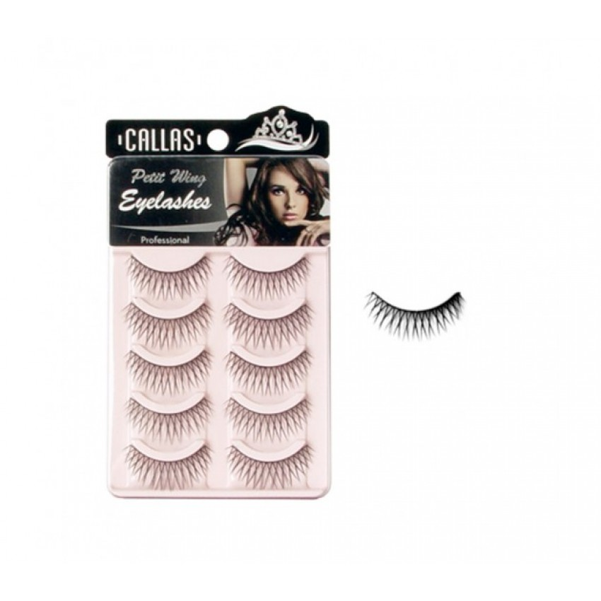 Callas Petit Wing Eyelashes (CWL-15)