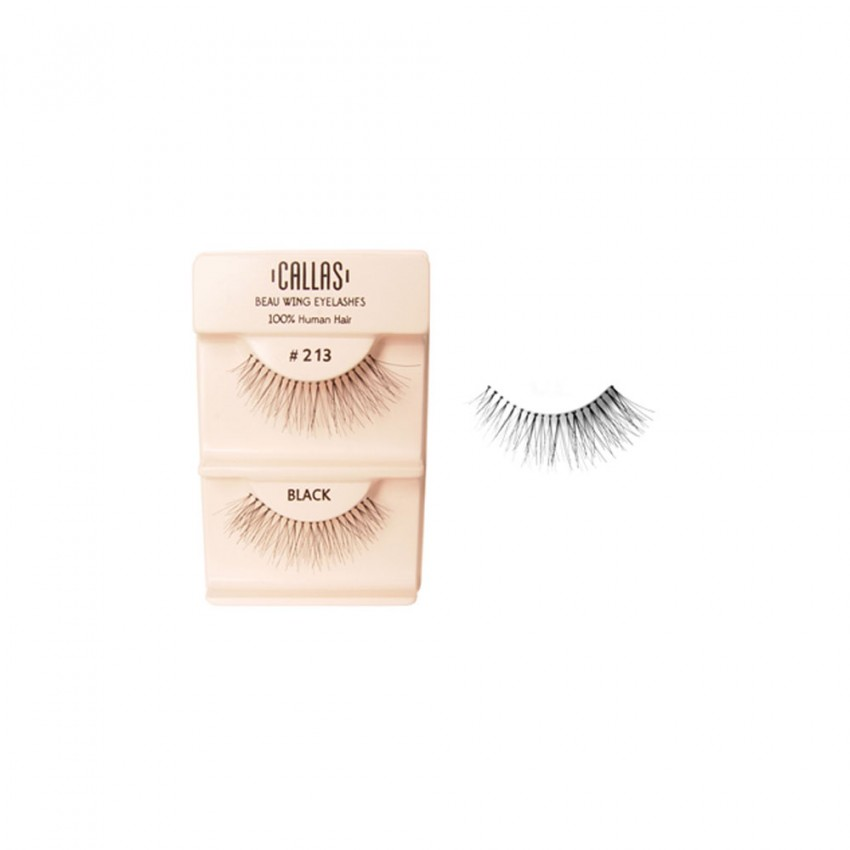 Callas Beau Wing Eyelashes #213 (1 pair x 12 sets)