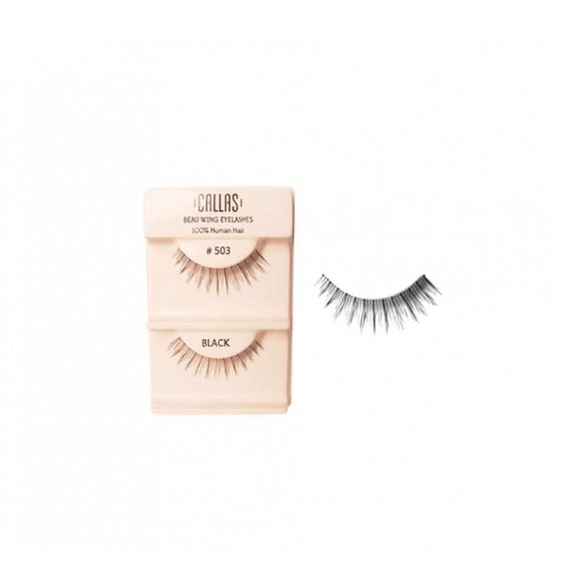 Callas Beau Wing Eyelashes #503 (1 pair x Minimum 12 sets)