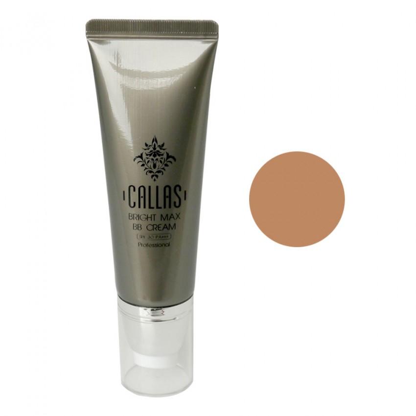 Callas Bright Max BB Cream SPF 30 PA++ (02 Medium Beige) 1.35fl.oz/40ml