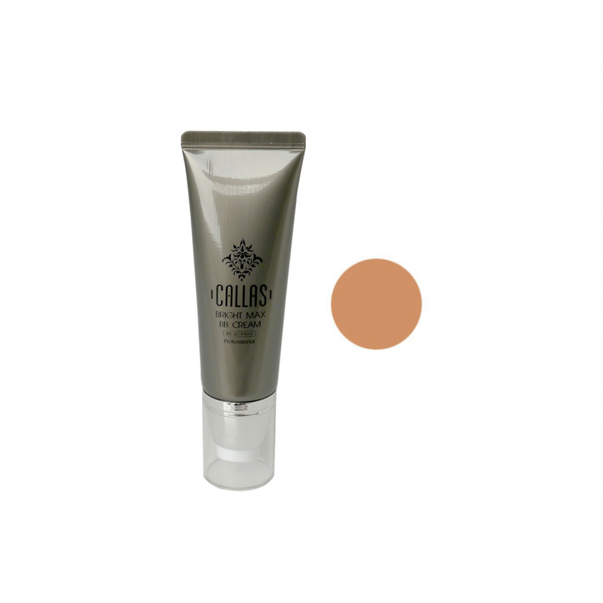 Callas Bright Max BB Cream SPF 30 PA++ (03 Deep Beige) 1.35fl.oz /40ml