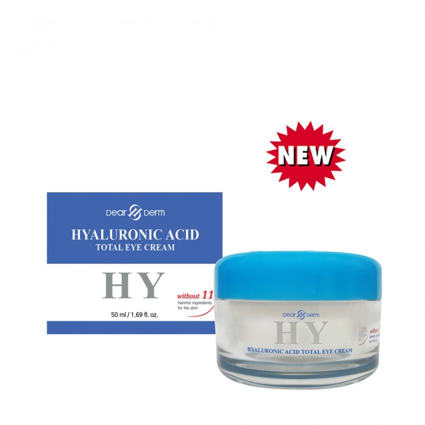 DearDerm Hyaluronic Acid Total Eye Cream  50 ml / 1.69 fl. oz.