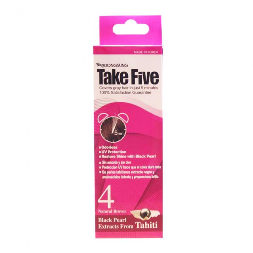 Dongsung Take Five #4 Natural Brown 1.05oz/30g
