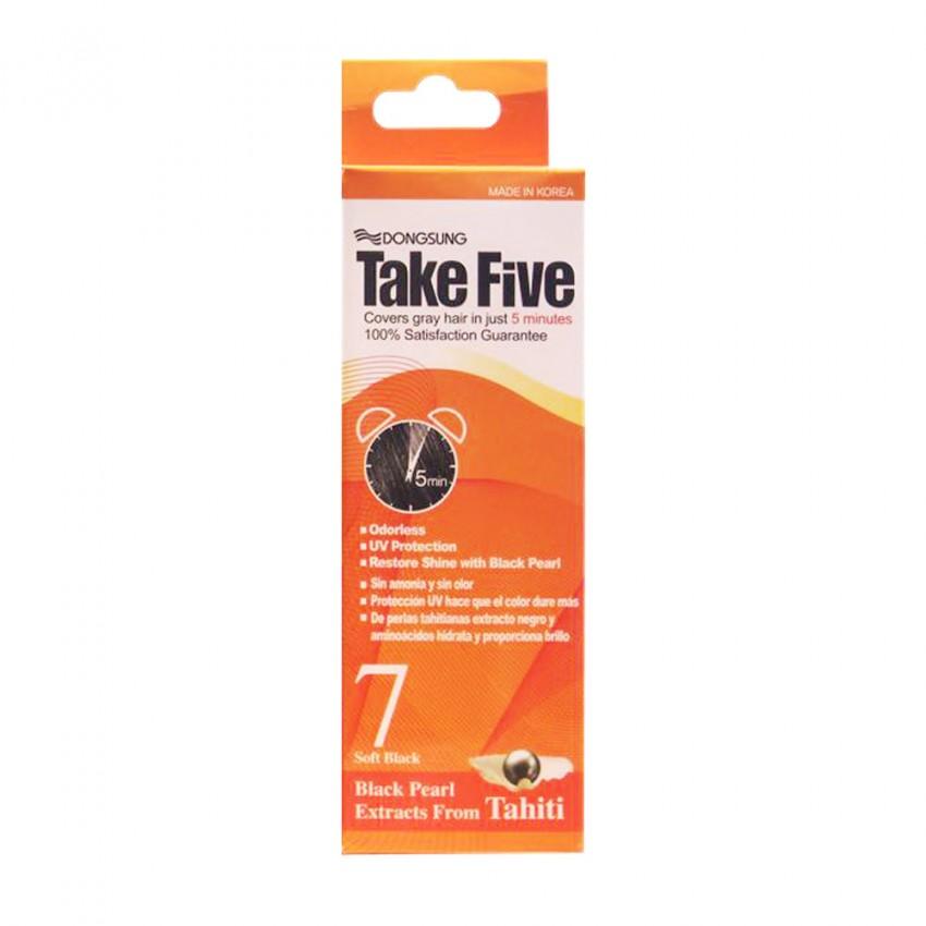 Dongsung Take Five #7 Soft Black 1.05oz/30g