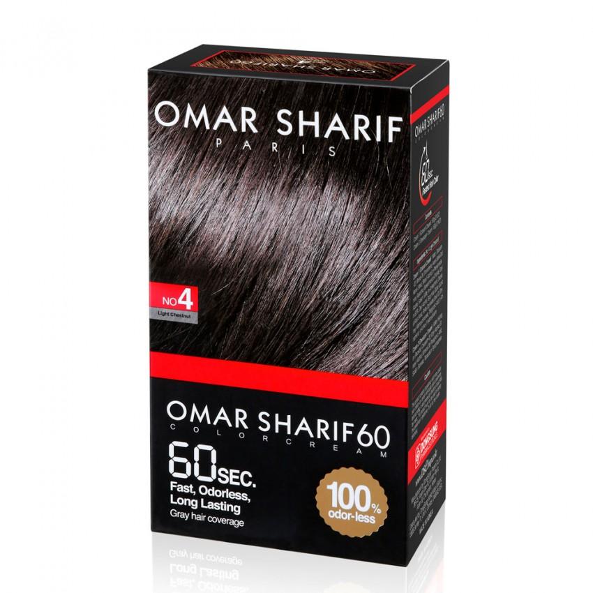 "Dongsung Omar Sharif 60"" Color Cream  #4"