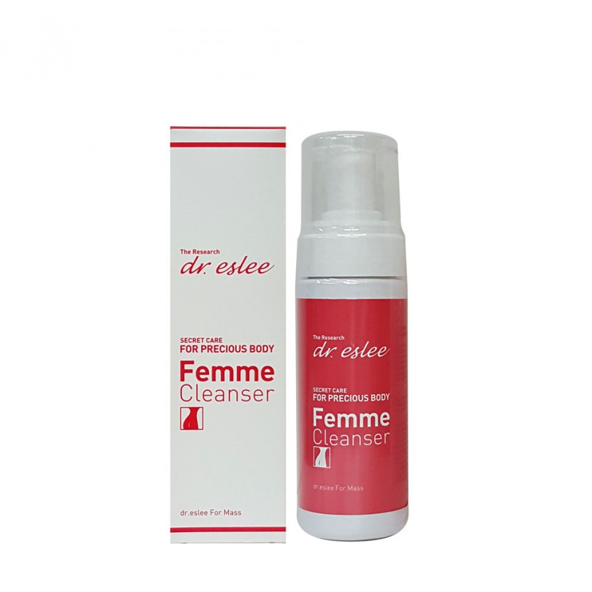 dr.eslee FEMME Cleanser -Bubble Cleanser for Inner Body Zone -150ml
