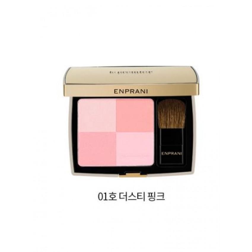 Enprani Le Premier Blush Glow Finish #01 (Dusty Pink)