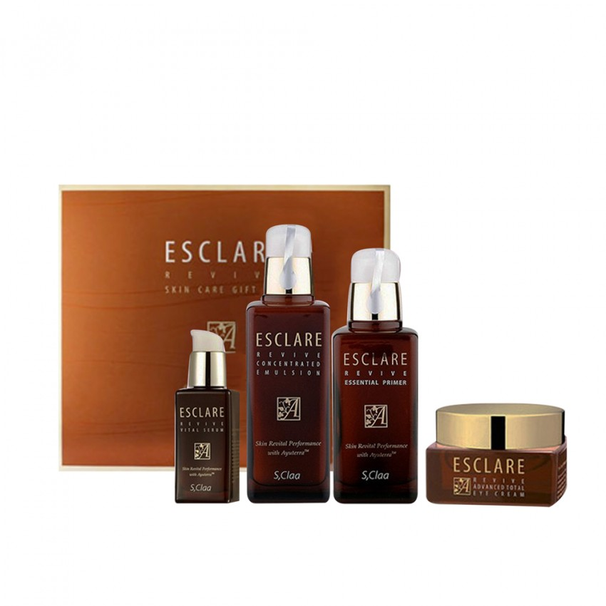 Enprani Esclare Revive Skincare 2pcs Set