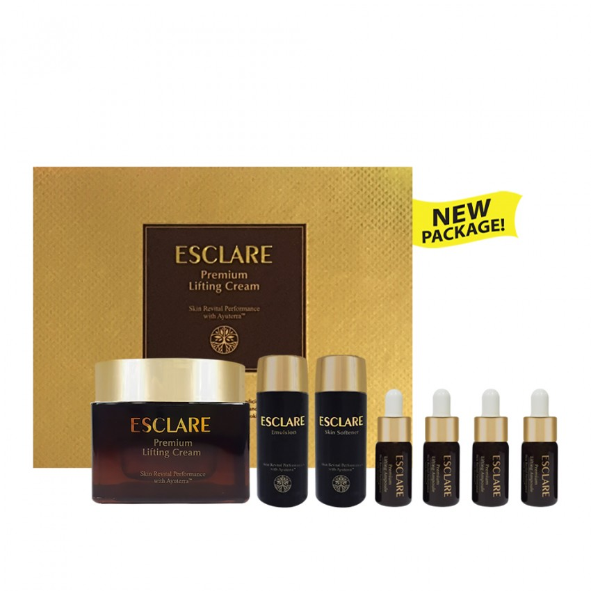 Enprani Esclare Premium Nourishing Lifting Cream Set