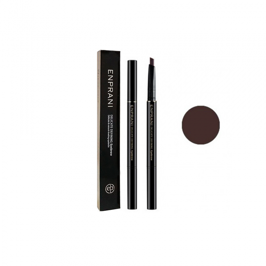 Enprani Delicate Defining Eyebrow (02 Black Brown)