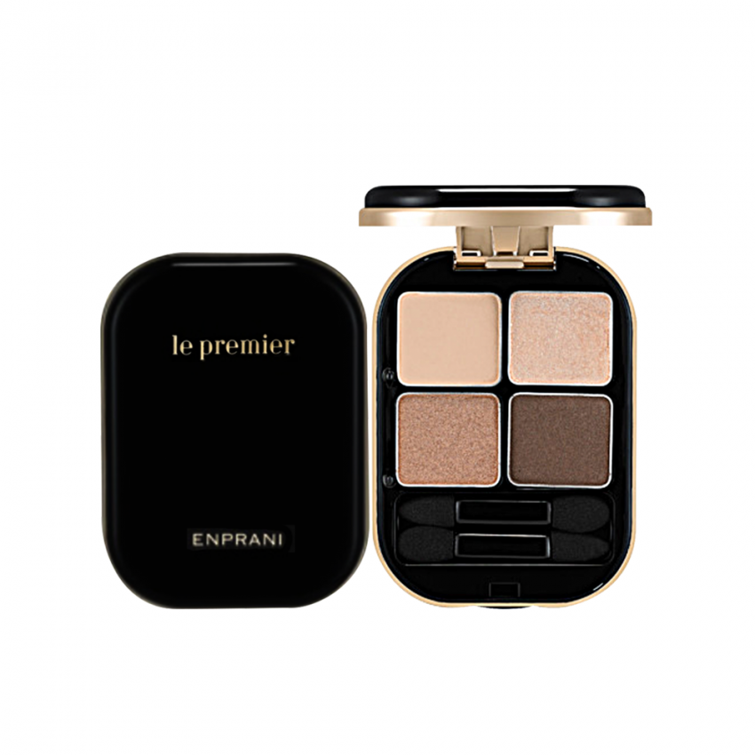 Enprani Le Premier Contour For Eyes  # 01 Golden Brown