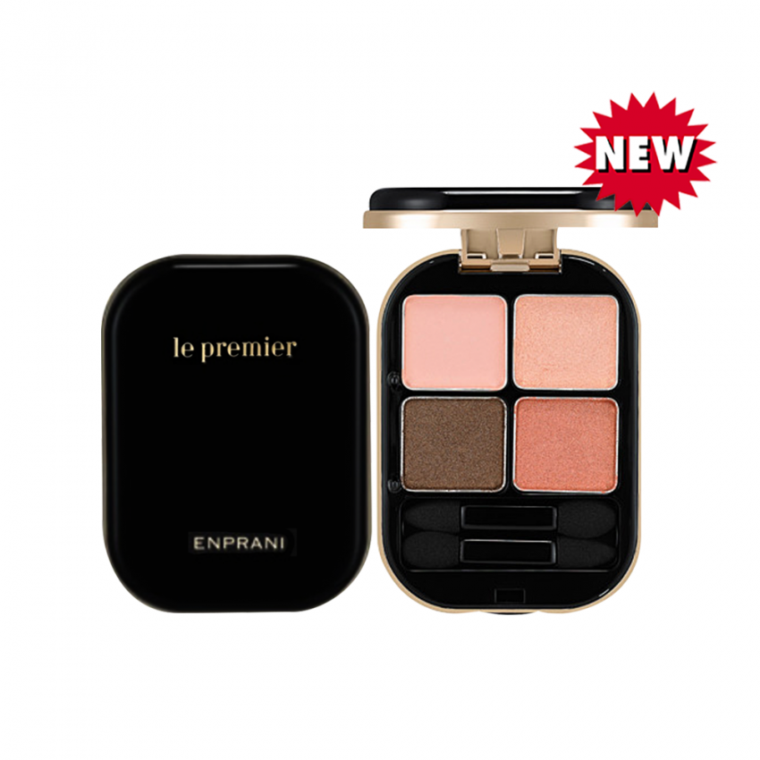 Enprani Le Premier Contour For Eyes # 02 Peach Blossom