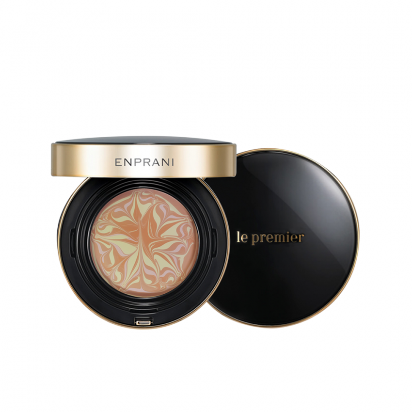 Enprani Le Premier Essence Drop Cover Pact - # No.23 Natural Beige