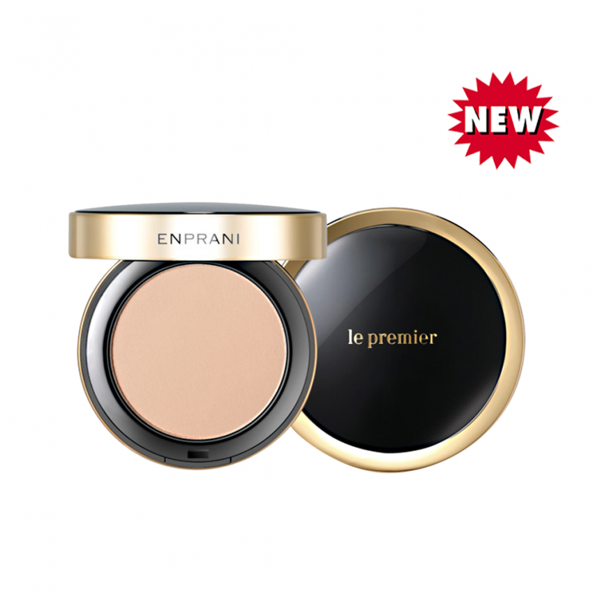 Enprani Le Premier Essence Covering Pact - # No.21 Light Beige