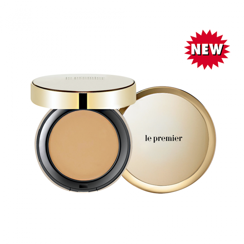 Enprani Le Premier Skin Cover Pact - # No.21 Light Beige