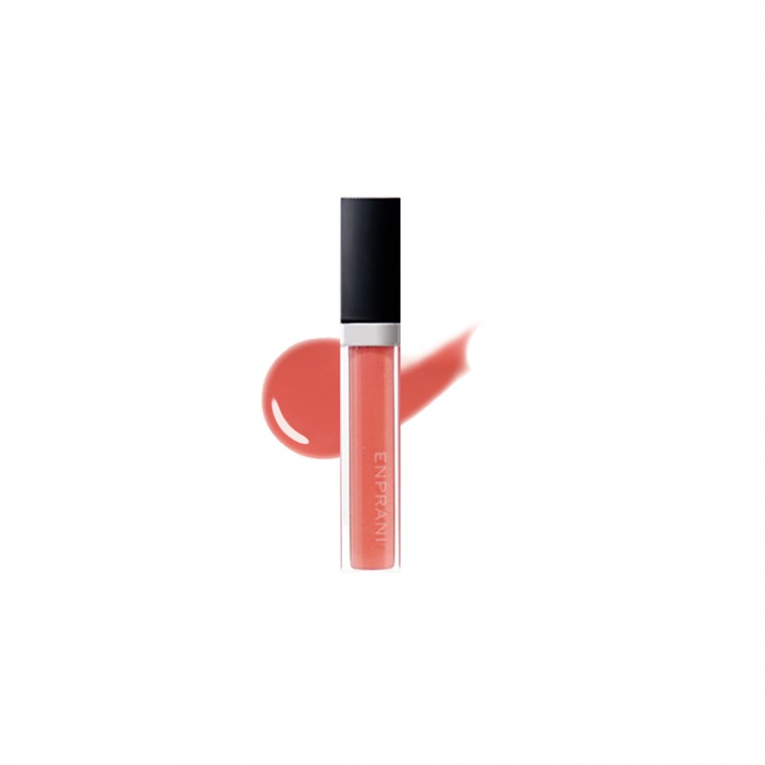 Enprani Delicate Luminous Lip Gloss 0.23oz/6.8g  (10P Pitch Pink)