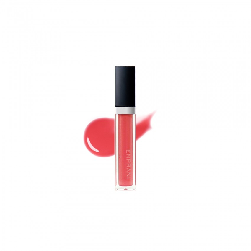 Enprani Delicate Luminous Lip Gloss 0.23oz/6.8g (04P Dashing Pink)