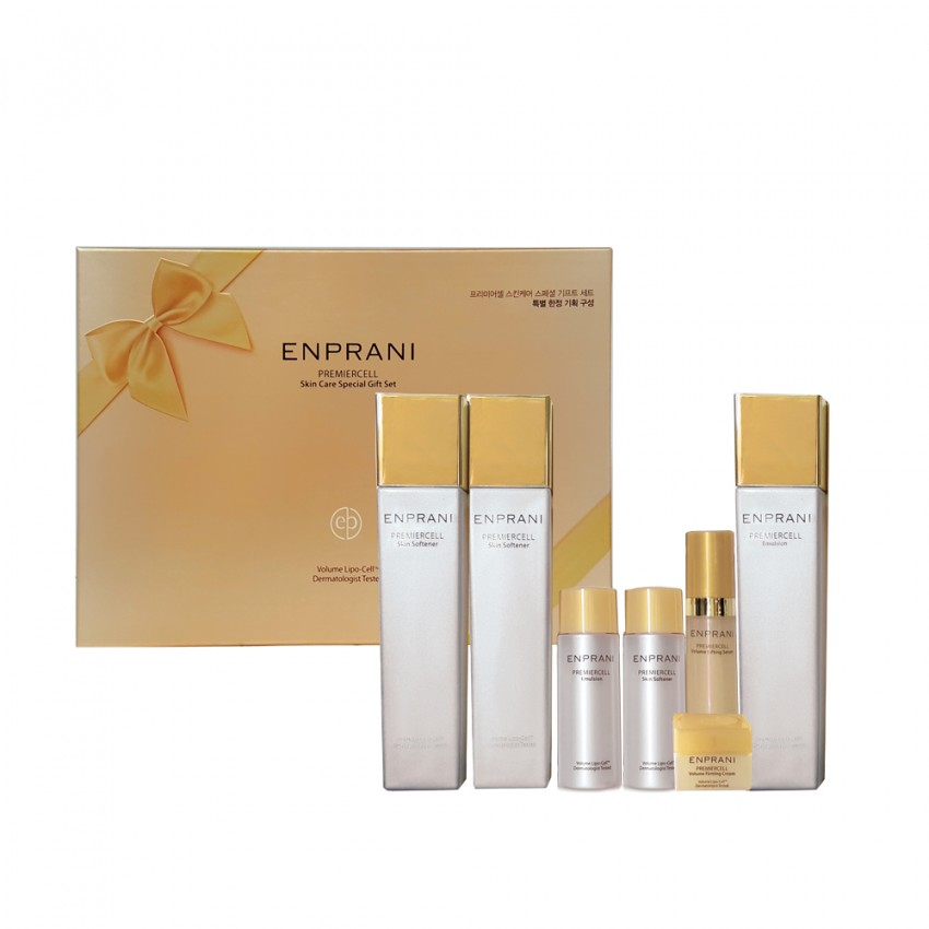 Enprani Premiercell Skin Care Set 3pcs