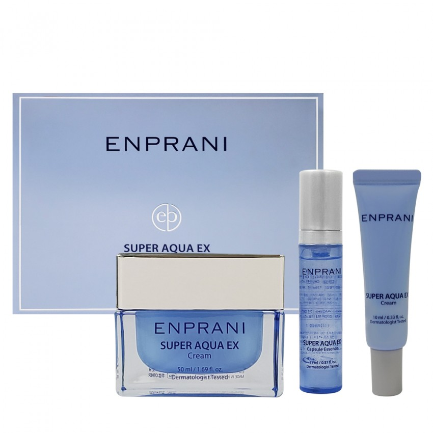Enprani Super Aqua Ex Cream Special Set