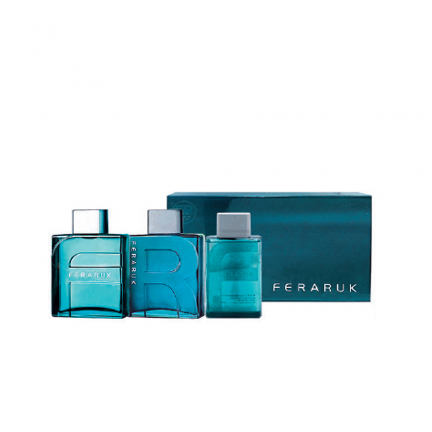 Enprani For Men Feraruk Aqua Re-Tuning Set 2pcs