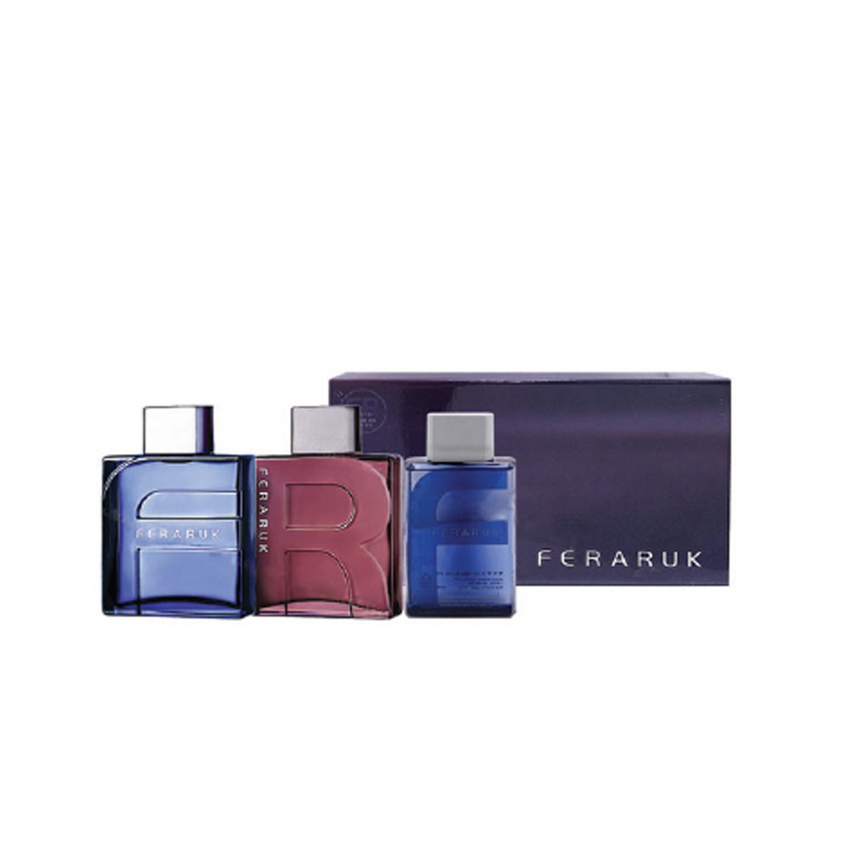 Enprani For Men Feraruk Skin Re-Tuning Set 2pc