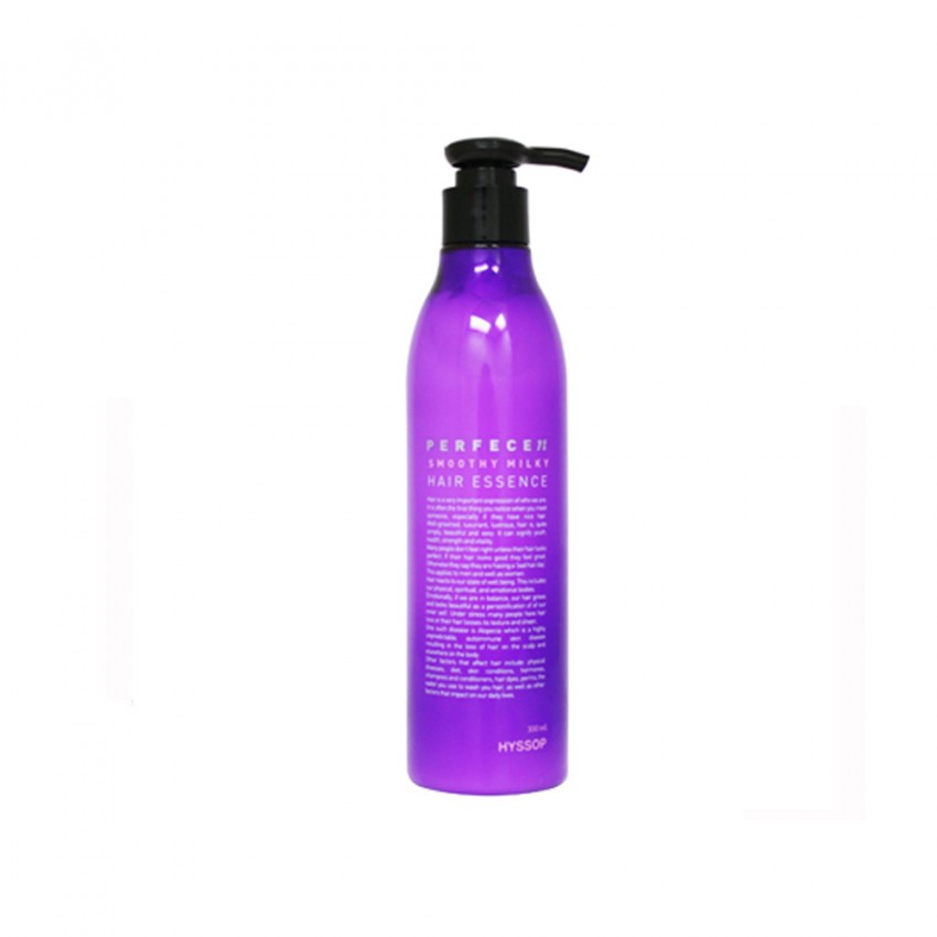Hyssop Perfecen Smoothy Milky Hair Essence 10.14fl.oz/300ml