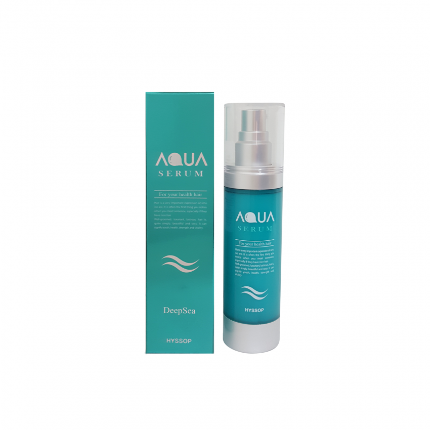 Hyssop Aqua Serum (DeepSea) 2.7fl.oz / 80ml