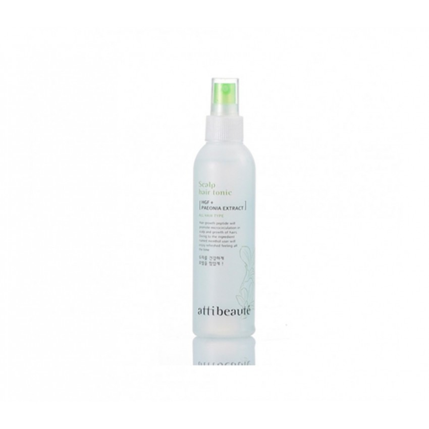 Attibeaute Scalp Hair Tonic 6.8fl.oz/200ml
