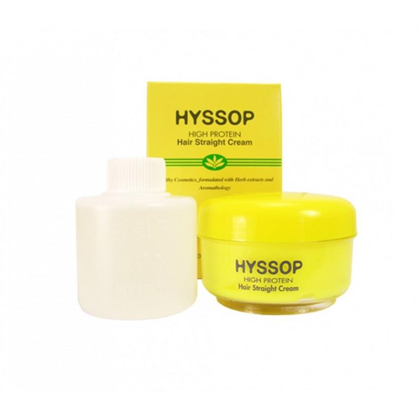 Hyssop High Protein Hair Straight Cream 4.23oz/120g