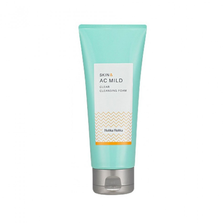 Holika Holika Skin & Ac Cleansing Foam