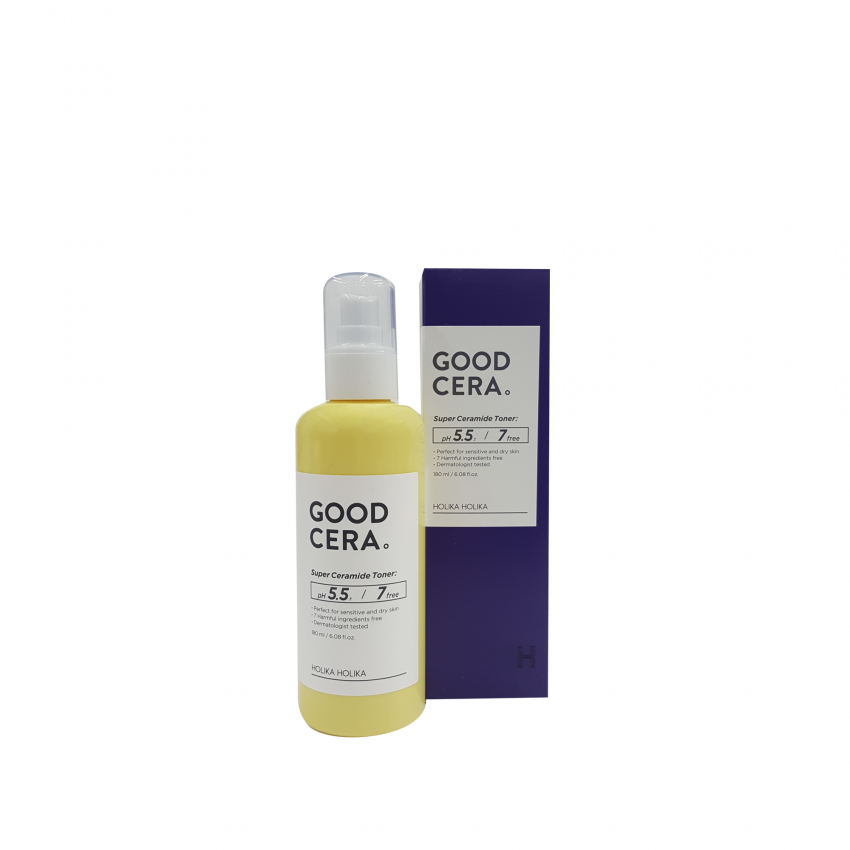 Holika Holika Good cera super Ceramide Toner 180ml / 6.08 Fl.oz.