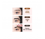 Holika Holika Wonder Drawing Tattoo Pack Brow(#2 Dark Brown)