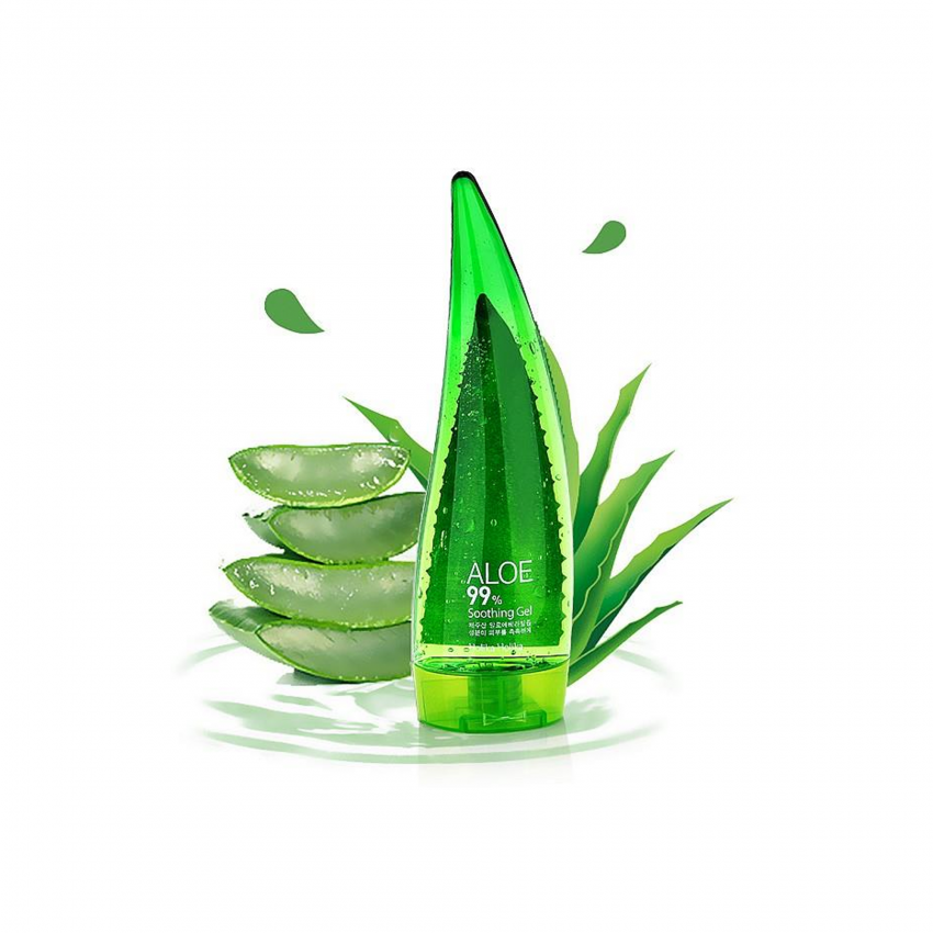 Holika Holika Aloe 99% Soothing Gel 55m (Travel size)