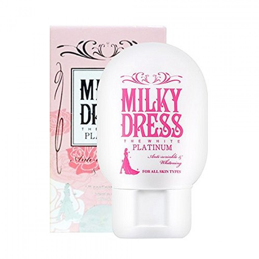Milky Dress The White Brightening Pack